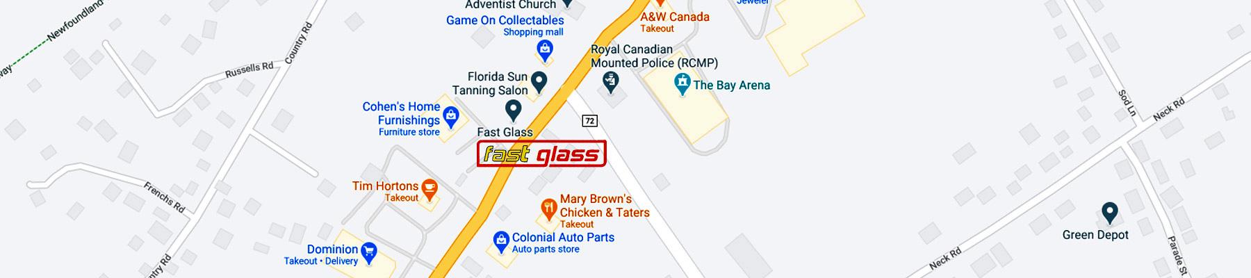 Fast Glass Inc